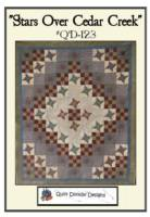 Stars Over Cedar Creek Quilt Pattern_image