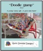 Doodle Stamp Quilt Pattern_image