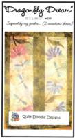 Dragonfly Dream Packaged Table Runner Pattern_image